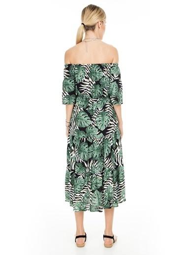 Lela Elbise Yeşil